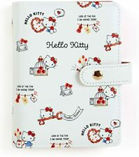 Sanrio Hello Kitty System Notebook 2022 Monthly Amp Weekly Diary Schedule Planner