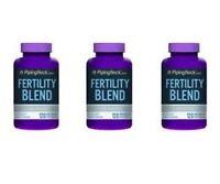 Male & Female Fertility Aid Pregnancy Enhancer Supplement Pills 360 Cap 3 Bottle