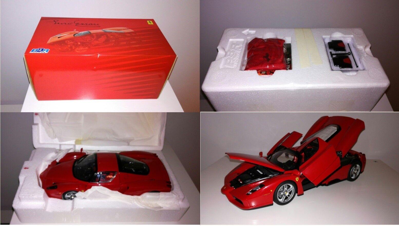 FERRARI Enzo Ferrari 1:18 BBR Models - BBR 180001 - Pari al nuovo