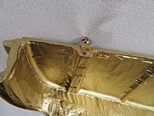 Support Mural Antique Baroque Console 49x21 Miroir Console suspendu Console Téléphone Table