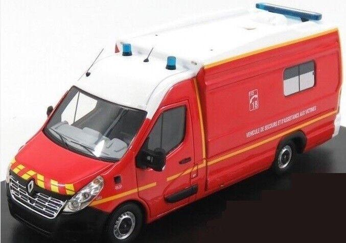 ALERTE0073  Camion de Pompier Renault Master