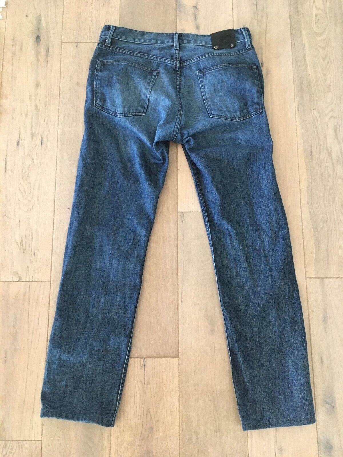 Men's J BRAND Darren Straight Fit Med Wash Denim Jeans Size 33