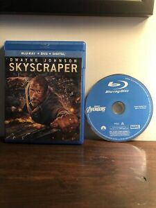 Lote-De-Blu-ray-rascacielos-Dwayne-Johnson-Los-Vengadores-2012