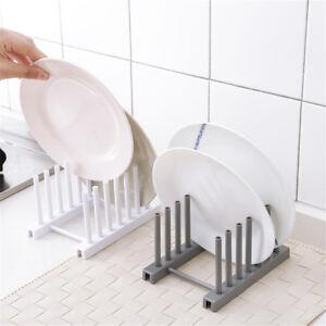 Sink-Bowl-Plate-Dish-Drainer-Rack-Pot-Lid-Cover-Holder-Storage-Shelf-Rack-SR