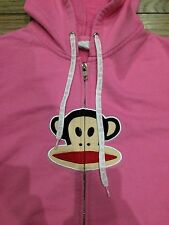 Girls Pink Size Small Paul Frank Hoody