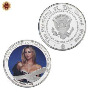 WR-Hija-estadounidense-del-presidente-Ivanka-Trump-Moneda-conmemorativa-de-plata