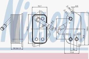 NISSENS-90689-Olkuehler-BMW-X5-E70-07