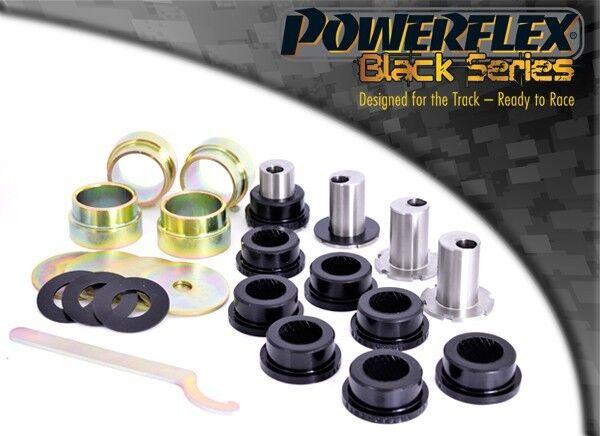 Powerflex Black für Renault Clio II (inkl.172&182) Querlenker unten,für Sturzein