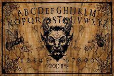 Ouija Board - Pure Evil Spalt Design from OccultBoards & Planchette