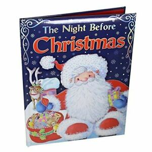 The-Night-Before-Christmas-Like-New-Hardcover