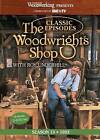 Classic Episodes, The Woodwright's Shop (Season 13) by Roy Underhill (DVD video, 2013)