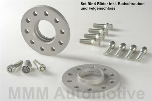 H/&R ABE Spurverbreiterung 30//40 mm Set BMW 3er F30,F31 3L,3K Spurplatten