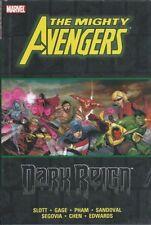 Marvel Comics Mighty Avengers Dark Reign HC Hardcover 2011 new sealed