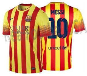 b4a6997fbbc Image is loading NIKE-LIONEL-MESSI-FC-BARCELONA-AWAY-YOUTH-JERSEY-