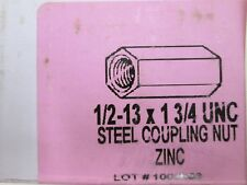 Earnest Carbon Steel Hex Nut with 3//4-4-1//2 Dia.//Thread Size; PK10-300916G