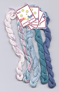 DINKY-DYES Silks - Lot of 3 SKEINS - U Choose Colors!!