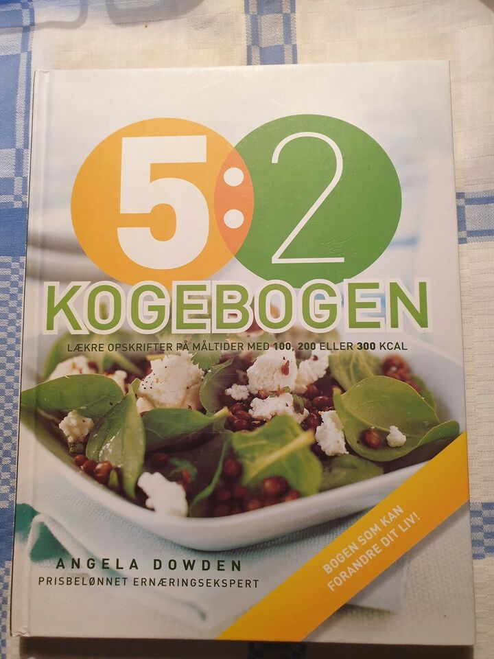 5:2 bøger, emne: mad og vin