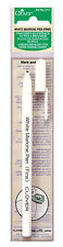 Clover Water Soluble or Iron Off White Marking Pen-Fine  #517