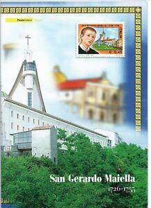ITALIA-FOLDER-2005-SAN-GERARDO-MAIELLA-VALORE-FACCIALE-7-00-sconto-30