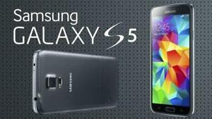 Samsung Galaxy S5 16GB (Mint Condition/Refurbished) - White or Black Available Edmonton Edmonton Area Preview