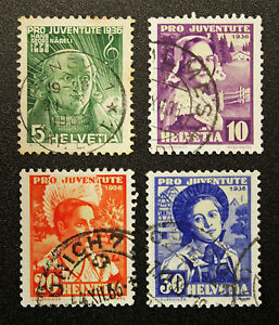 Stamp-Switzerland-Yvert-and-Tellier-N-298-IN-301-C-Obl-Cyn16