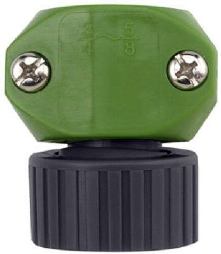 "12 ea  Green Thumb 31FGT  5//8/"" /& 3//4/"" Female Garden Hose End Repair Coupling"