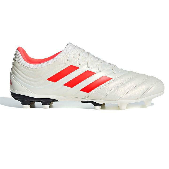 Adidas Copa 19.3 Leather Mens FG Football Boots Size 10 UK