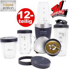 Cuisine Edition 8in1 Stand Mixer Smoothie Maker Milchshaker 12-tlg. Blender NEU