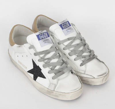 Golden Goose Women's G35WS590 O82 Vintage Sneakers Shoes 35 38 100% Authentic | eBay