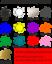 Autocollants-graphique-vinyle-camping-car-stickers-rayures-set-camping-car-van-c miniatura 4