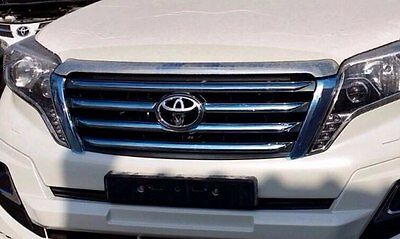 Front Grill TRD Sport Style for Toyota Land Cruser LC Prado 150 2009-2014