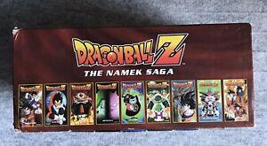 Dragonball Z : The Namek Saga (9 VHS Set) : VGC