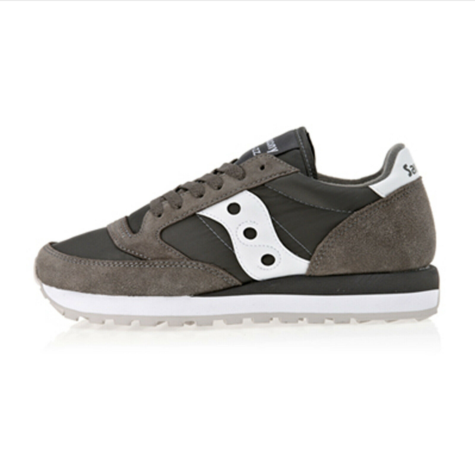 11a9dd7142 Saucony Men's Athletic Running shoes Jazz Original Charcoal Size US M 8-10