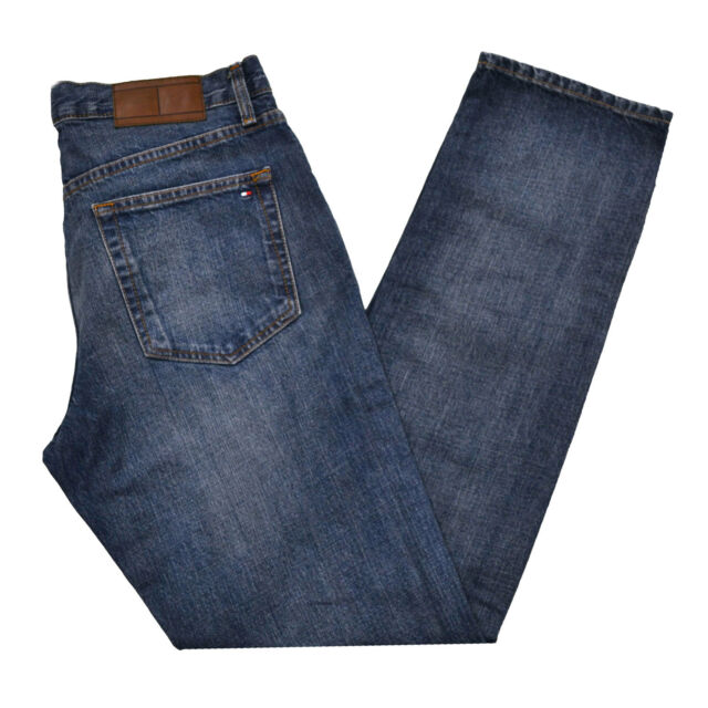 9e66763f82a Tommy Hilfiger Jeans Mens Straight Leg 38 X 30 for sale online