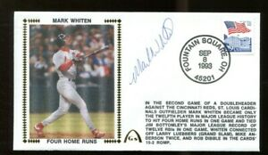 Mark-Whiten-Signed-FDC-First-Day-Cover-Autograph-4-HR-Game-56240