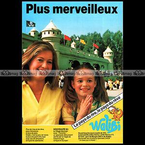 WALIBI-WAVRE-Parc-d-039-attractions-1984-Pub-Publicite-Ad-Advert-A1542