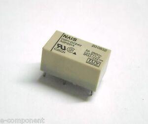 RELE-039-NAIS-DSP1-DC24V-Bobina-24V-5A-da-circuito-stampato