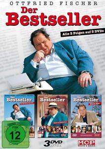 DER-BESTSELLER-Ottfried-Fischer-Gudrun-Landgrebe-Nina-Proll-3-DVDs-NEU-OVP