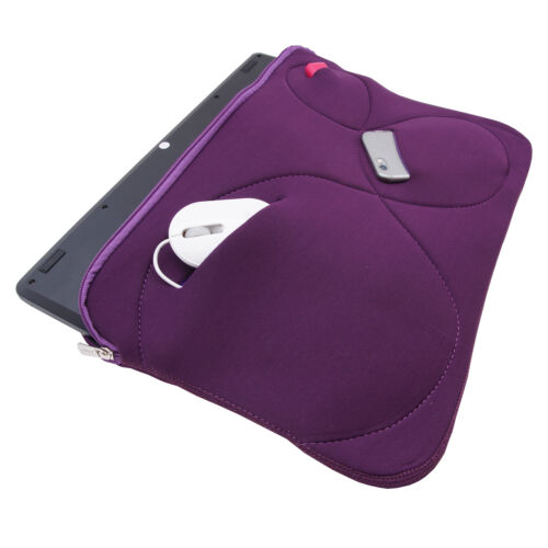 Neopren Notebooktasche 15,6 Zoll Tablet Laptop Tasche Mappe Sleeve Netbook Case