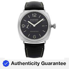 Panerai Radiomir Black Seal 3 Days Steel Black Dial Automatic Men Watch PAM00388