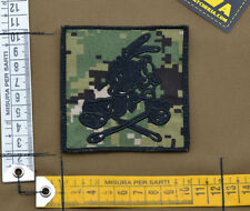 "Ricamata / Embroidered Patch Devgru ""Indian"" NWUIII Aor2 with VELCRO® brand hook"