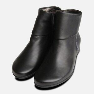Mephisto-Ladies-Fiducia-Black-Leather-Zip-Boots
