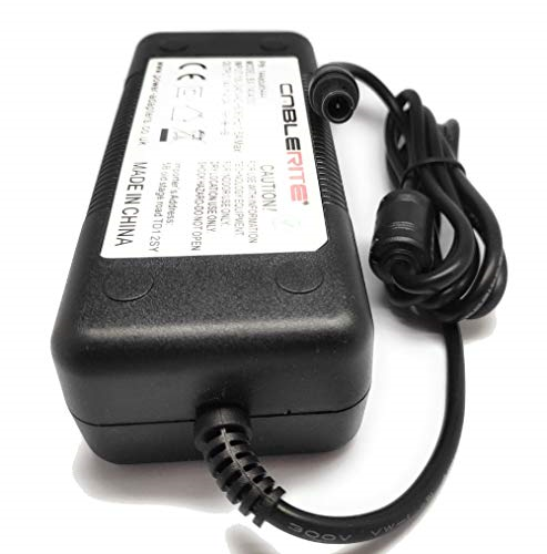 Cablerite 14v power supply adapter for samsung s22d300hy 21.5