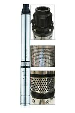150FT 1HP Deep Well Pump Submersible 20GPM Stainless Steel Underwater Bore  HD