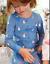 Mini Boden girls all in one pajamas 3 4 5 6 7 8 9 1011 12 13 14 15 years snowmen
