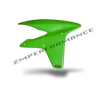 NEW HONDA TRX 450R 450ER 06-14 GREEN PLASTIC STOCK RADIATOR AIR SCOOPS