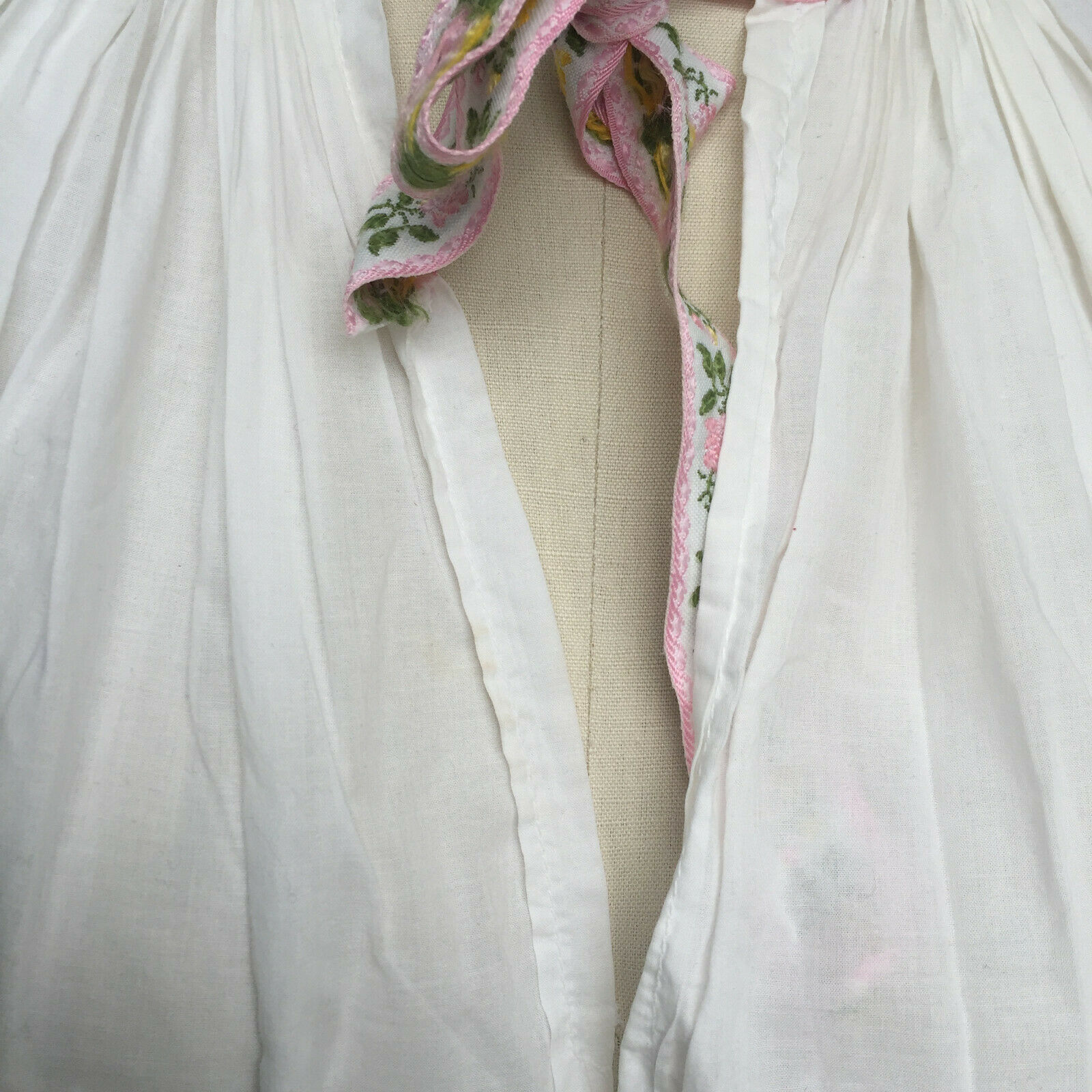 VTG 1970s Hungarian Handmade Textured Boho-Chic P… - image 11