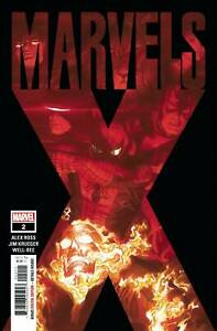 Marvels-X-2-Of-6-2020-Marvel-Comics-First-Print-Ross-Cover
