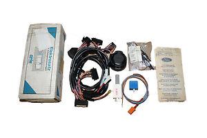 Elektrosatz-fahrzeugspezifisch-E-Satz-13-polig-Ford-Mondeo-Limousine-I-GBP-ORIS