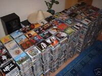 600 Maxi CDs - Single CD Sammlung